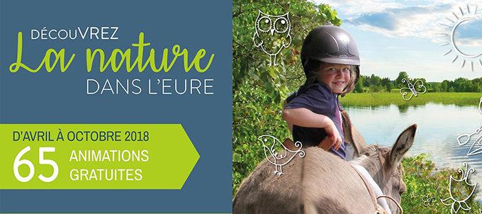 Découvrez la nature dans l'Eure : 65 occasions de s'évader