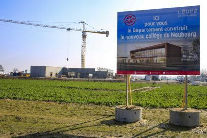 Rentrée scolaire : 200 chantiers pour 6,2 M€ dans les collèges