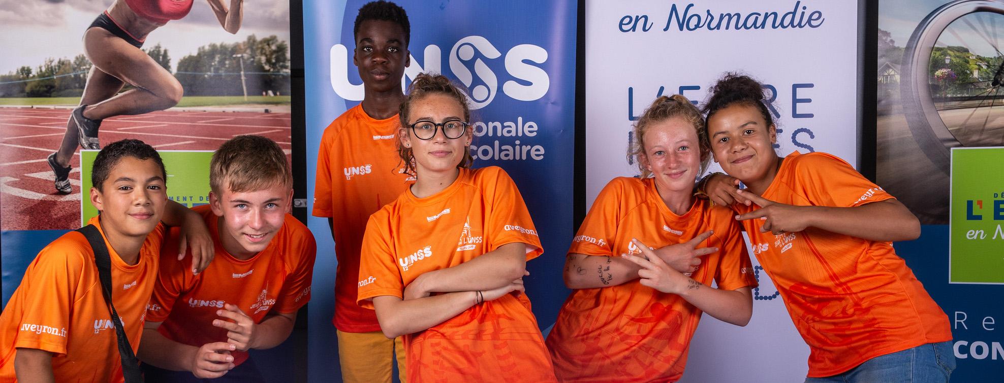 Ils ont fait briller l'Eure aux championnats de France UNSS !
