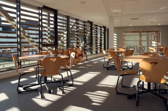 Chaudière à bois au collège Jean-Rostand : une première dans l'Eure