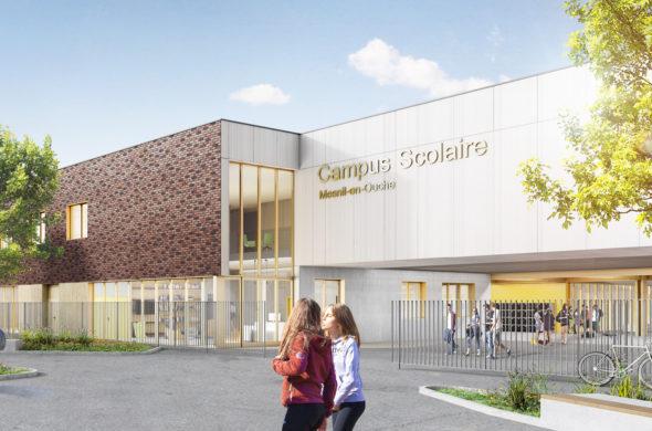Collégiens : osez l'excellence au Campus de Mesnil-en-Ouche